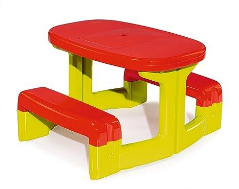 Banco Di Lavoro Giocattolo Smoby : Smoby tavolo con panche da picnic amazon giochi e