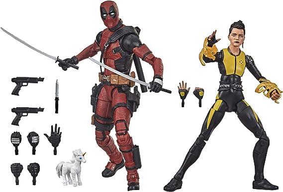 Marvel Deadpool y Negasoni E92885L0 Figuras de acción: Amazon.es: Juguetes y juegos