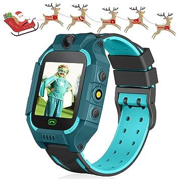 Juegos para niños Smartwatch Pantalla táctil Reloj Inteligente ...