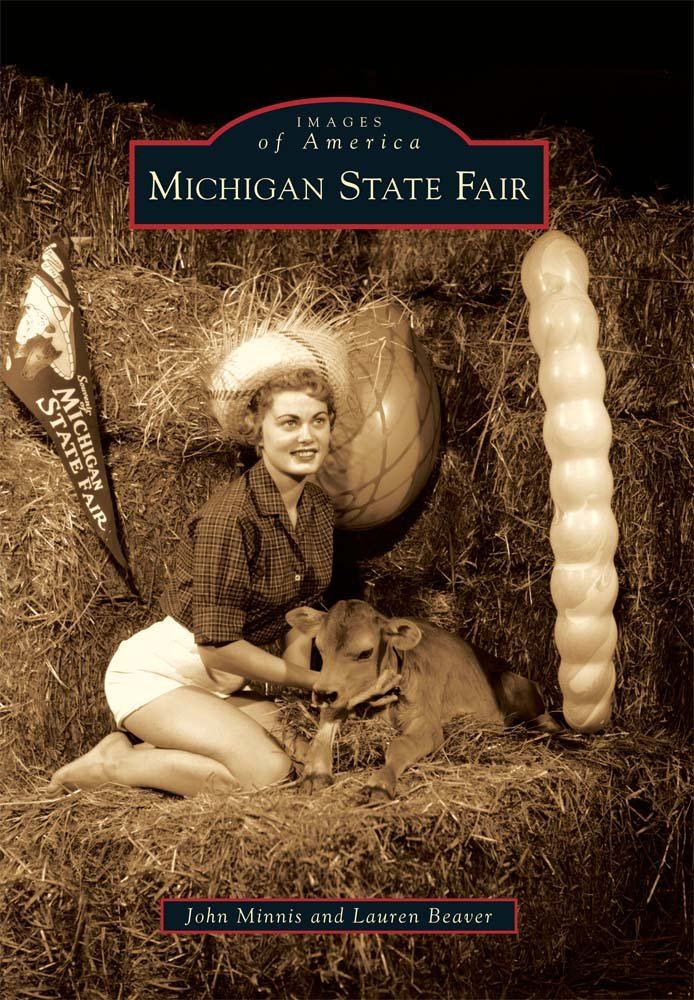 Michigan State Fair (Images of America)