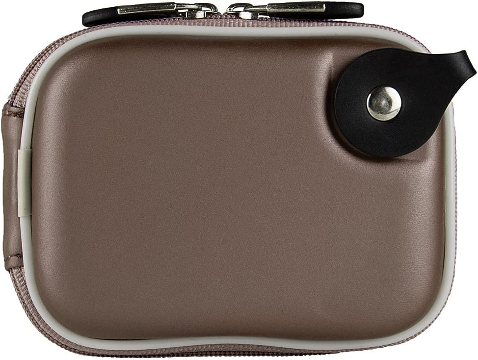 Black Easy Access Transit Case for Compact Canon Powershot Cameras
