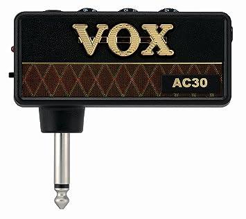 Vox APAC - Amplificador para auriculares, color negro