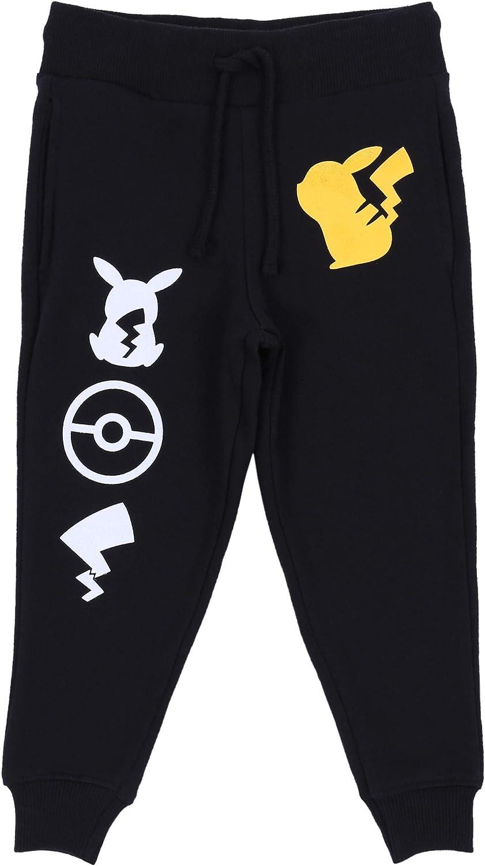 Pantalones Negros Pikachu POKÉMON: Amazon.es: Ropa y accesorios