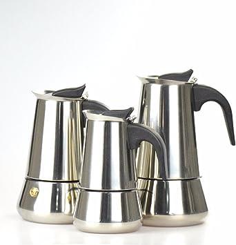 AQANATURE - Cafeteras de café espresso 2/4/6/9 tazas de percolador ...
