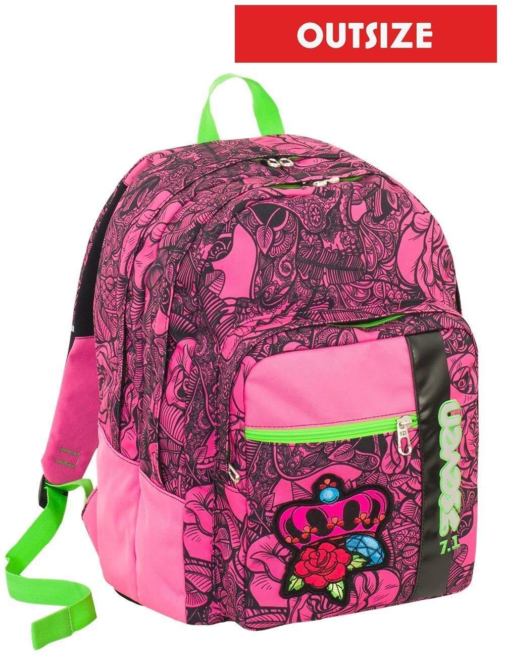 SEVEN S.P.A. - Mochila infantil  Rosa SUMMER ROSE ROSE ROSE 0e8b1f
