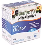 Naturyz Men's Energy Mutivitamin for men with Ginseng Extract and Multiminerals for General Health-60 Capsules