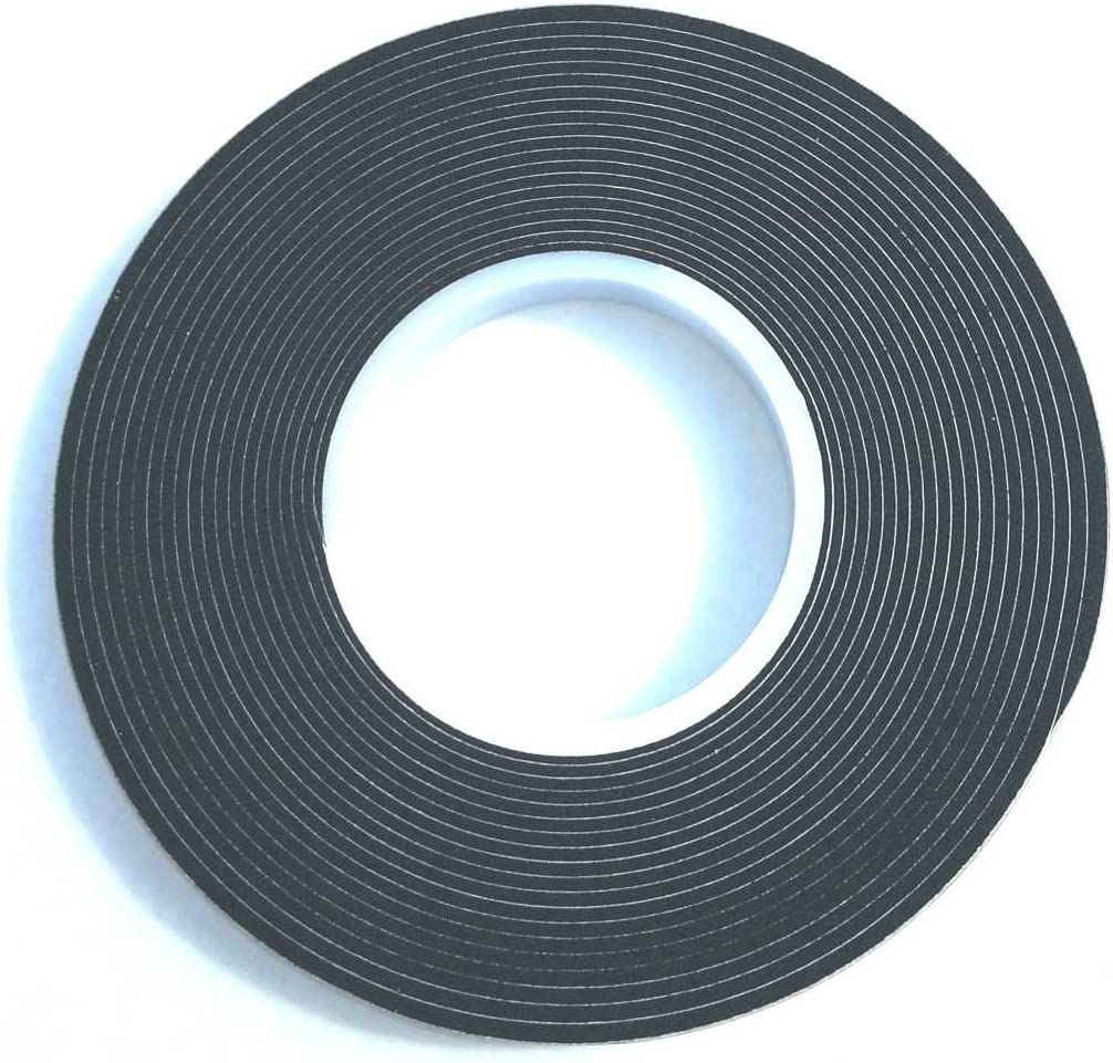 expandiert von 3 auf 15mm 10,0 m Komprimierband Acryl 300 10//3 grau Bandbreite 10mm Quellband Fugendichtband Kompriband Fugenabdichtung Fensterdichtband Dichtungsband