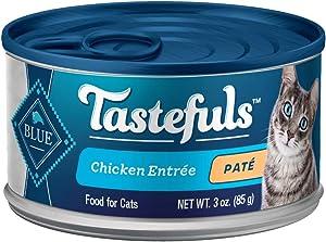 Blue Buffalo Tastefuls Natural Pate Wet Cat Food