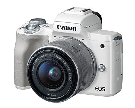 Canon EOS M50 + EF-M 15-45MM F/3.5-6.3 IS STM + EF-M 22MM F/2 STM ...