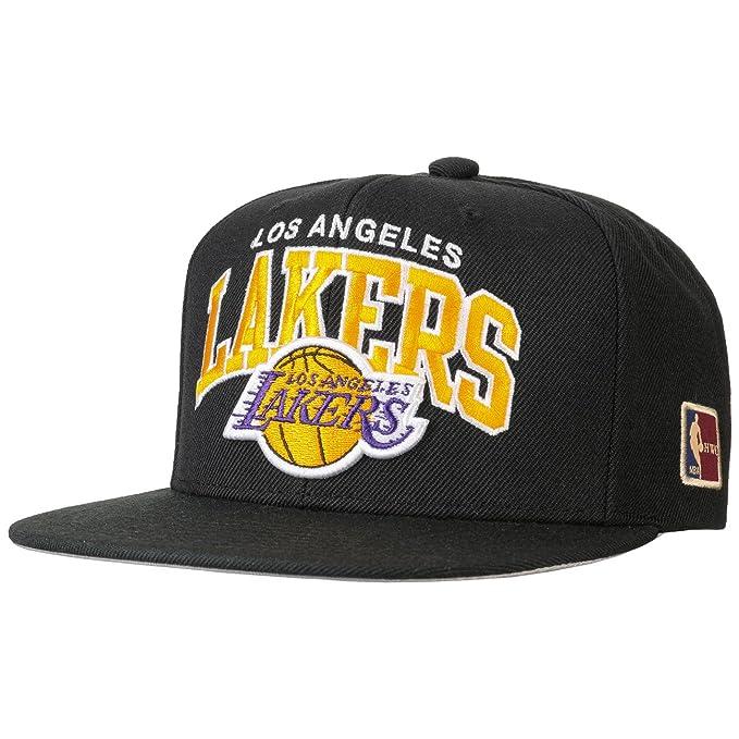 Mitchell & Ness Gorra HWC NBA Lakers by Gorragorra de Beisbol