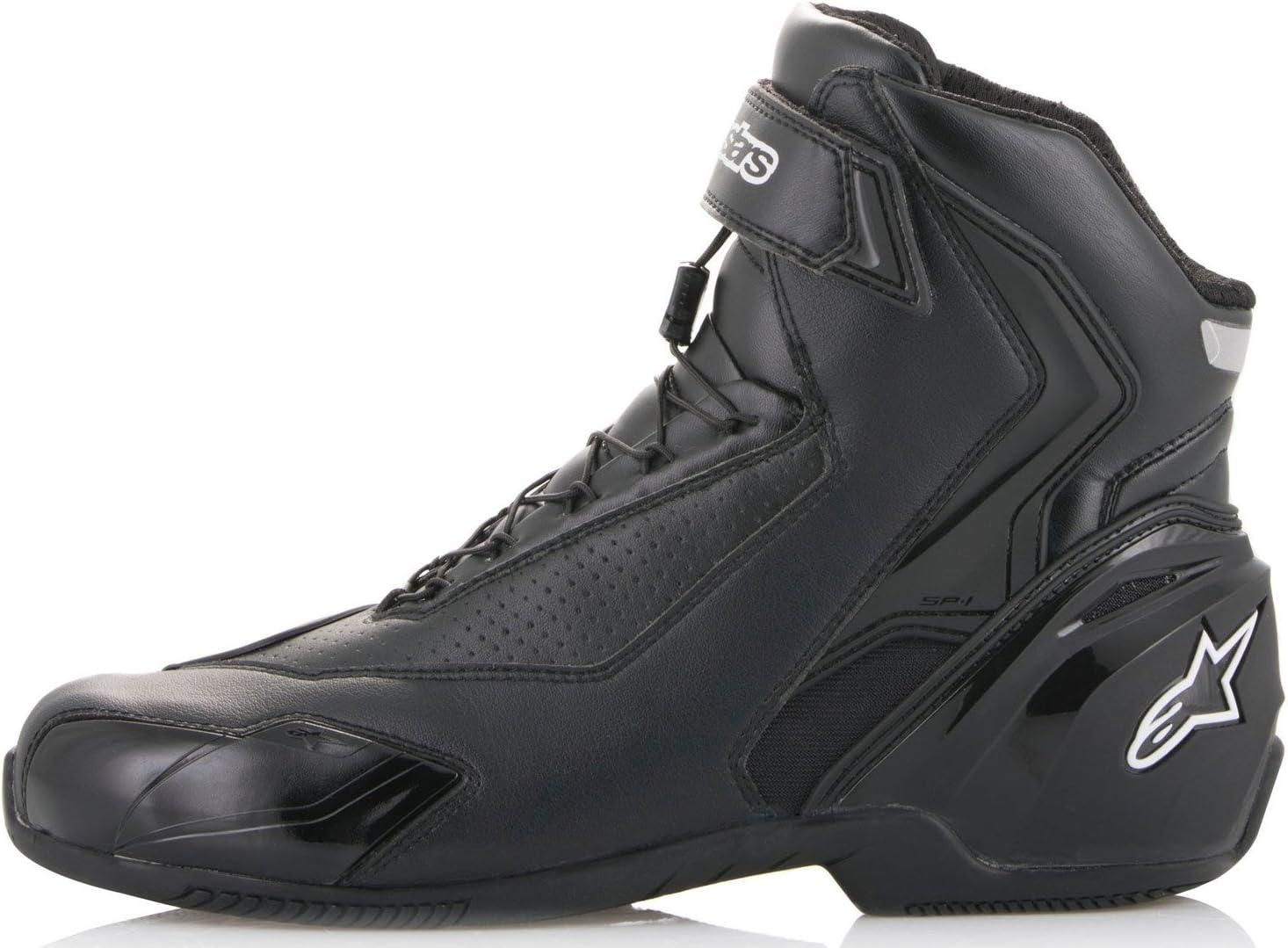 Black//White 46 Alpinestars SP-1 V2 Vented Shoes