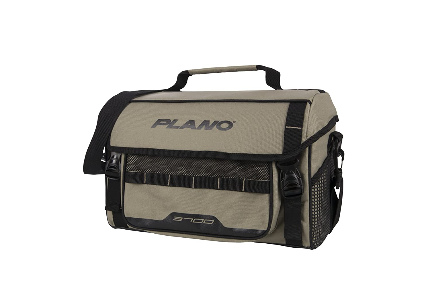 Plano Weekend SoftSider 3600 Soft Sided Tackle Bag Box w// 2 Boxes Included NEW