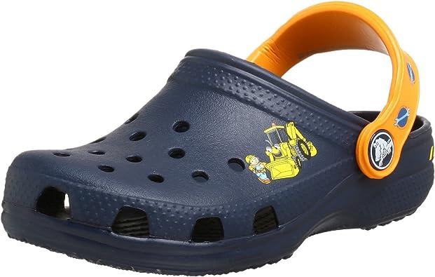 Various Colours Kid/'s Crocs Kids Cayman Strap Sandals