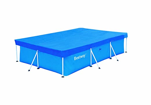 56 opinioni per Bestway 58106- Copertura per piscina 300x201 cm