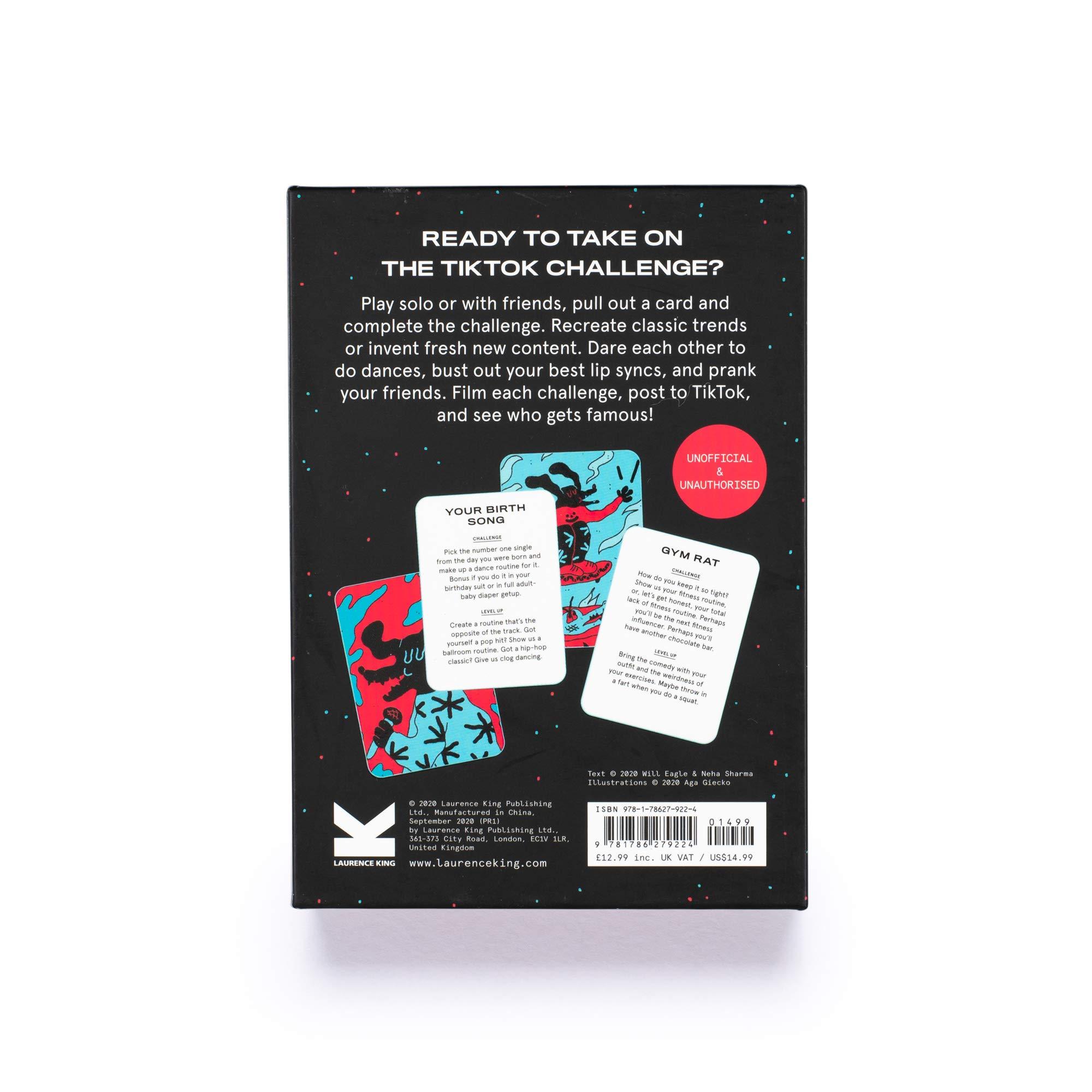 The Tiktok Challenge Eagle Will 9781786279224 Amazon Com Books