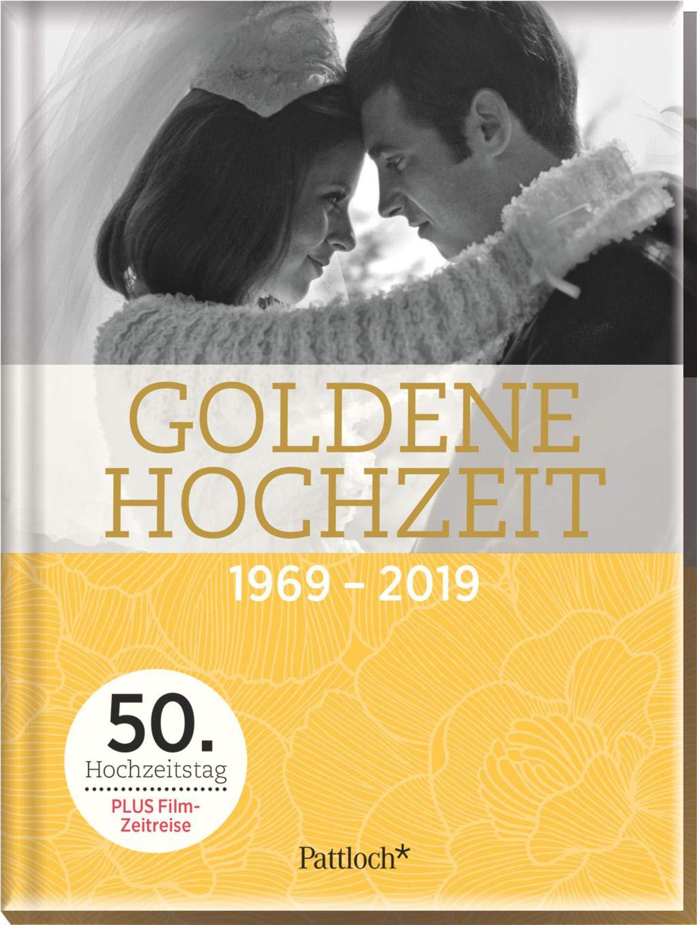 Goldene Hochzeit 1969 2019 Amazonde Bã¼cher