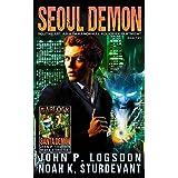 Seoul Demon: A Mark Vedis Supernatural Thriller (Southeast Asia Paranormal Police Department)