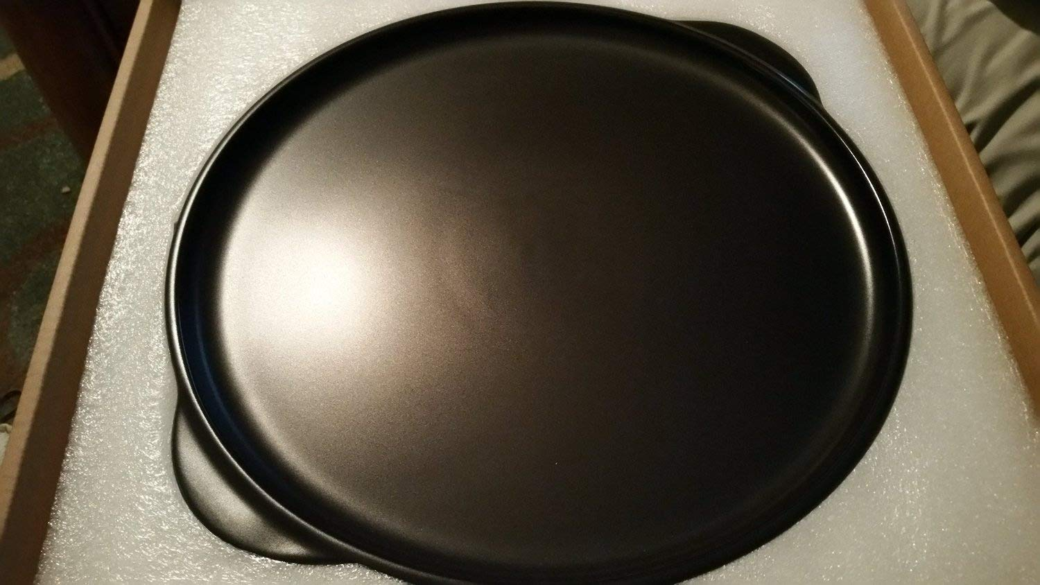 The Pampered Chef Rockcrok Grill Stone