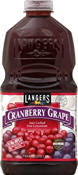 LANGERS Cranberry Grape Juice