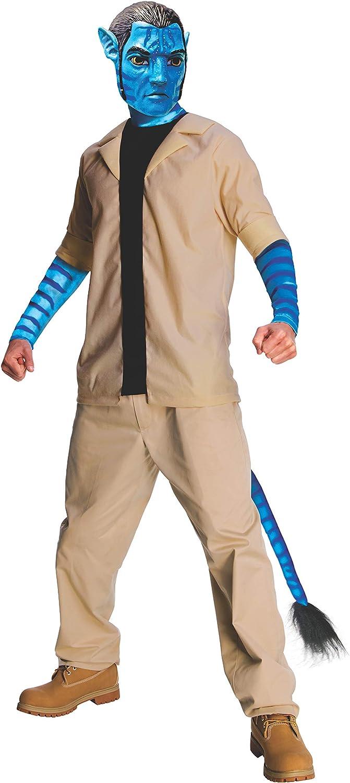 Rubies Avatar 889805XL - Disfraz y máscara de Jake Sully para ...