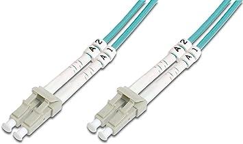 Digitus Lwl Patch Kabel Om3 15 M Lc Auf Lc Elektronik