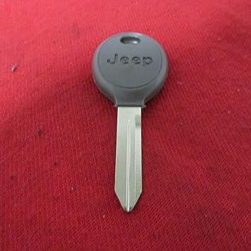 Jeep Wrangler Liberty Grand Cherokee Sentry Schlüsselrohling Schlüssel Mopar Oem Auto