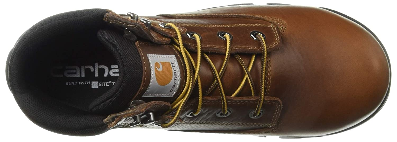 Carhartt Mens Ground Force 6 Non-Waterproof Comp Toe Industrial Boot