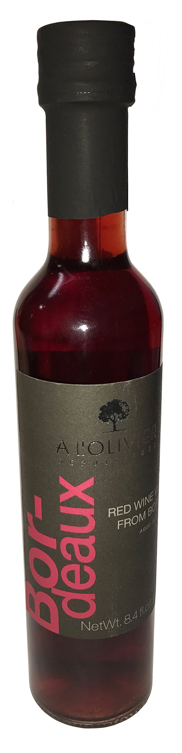 A Lolivier Vinegar Red Wine Bordeaux, 250 ml