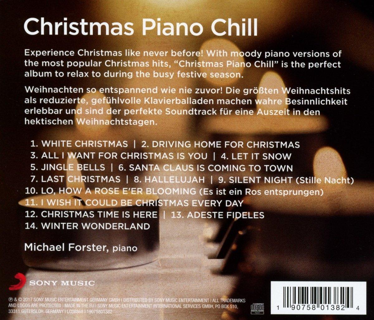 Kuschelklassik: Christmas Piano Chill - Michael Forster, various ...