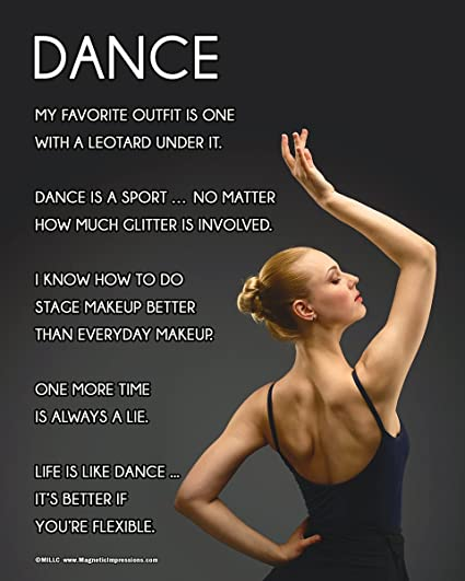 """Posters and Prints by Magnetic Impressions Unframed Ballet Shoes Dancer 8/"""" x 10/"""" Sport Poster Print"""
