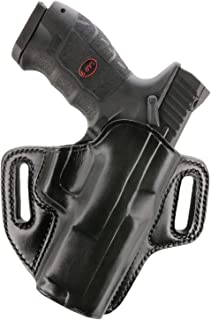 product image for GALCO - Concealable Belt Holster for Colt, Kimber, Para, Springfield, 3-Inch 1911, Left Hand (Black) (CON425B)