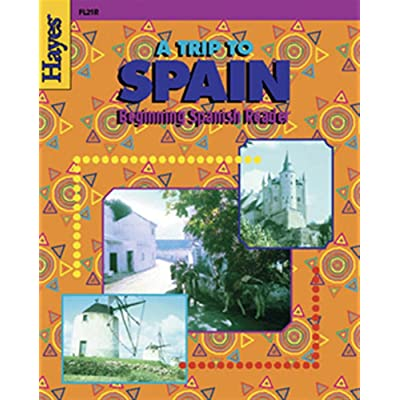 A Trip To Spain Beginning Reader: Office Products