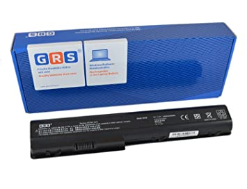 GRS Batería para HP Pavilion DV7, DV8, HDX X18 Serie, sustituye a: