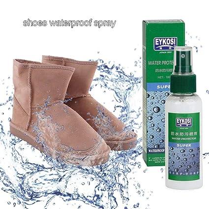 X 5 SCARPE Stivali Scarpa Spray Detergente pelle Scamosciata