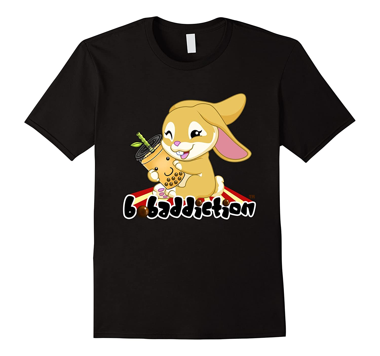 Boba Tea Bubble Tea Year of the Rabbit Chinese Zodiac Shirt-Vaci