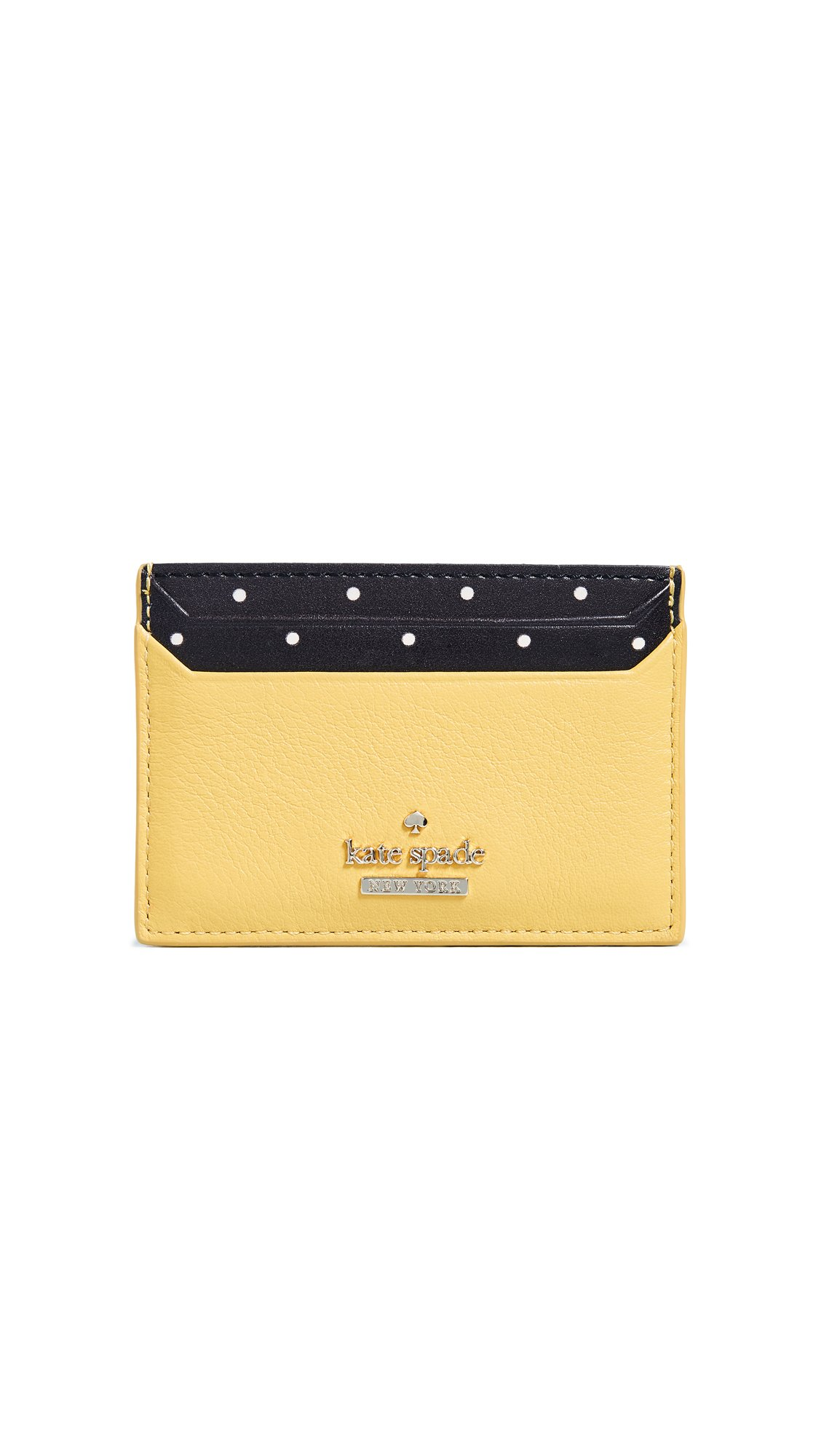 Kate Spade New York Women's Blake Street Lynleigh Card Case, Primrose, One Size