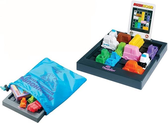 ThinkFun - Rush Hour Jr. (en español): Amazon.es: Juguetes y juegos