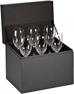 Waterford Lismore Essence Iced Beverage Gift Box Set of Six
