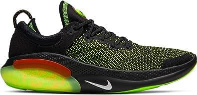Nike Joyride Run Flyknit - Zapatillas deportivas para hombre, color verde y negro: Amazon.es: Zapatos y complementos