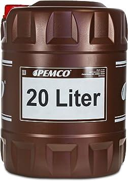 1 X 20l Pemco Hydro Iso 32 Hydrauliköl Hlp Auto
