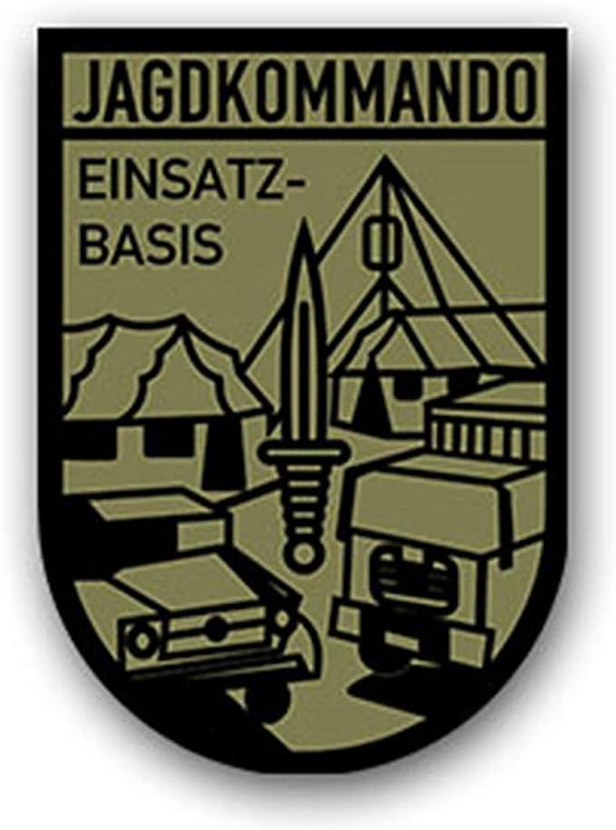 Aufkleber Sticker Jagdkommando Jakdo Einsatzbasis Spezialeinheit 5x7cm A2271 Auto