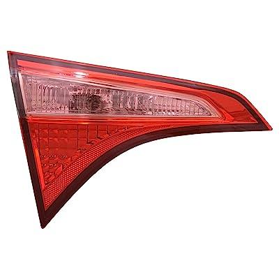 TYC 17-5472-90 Reflex Reflector: Automotive