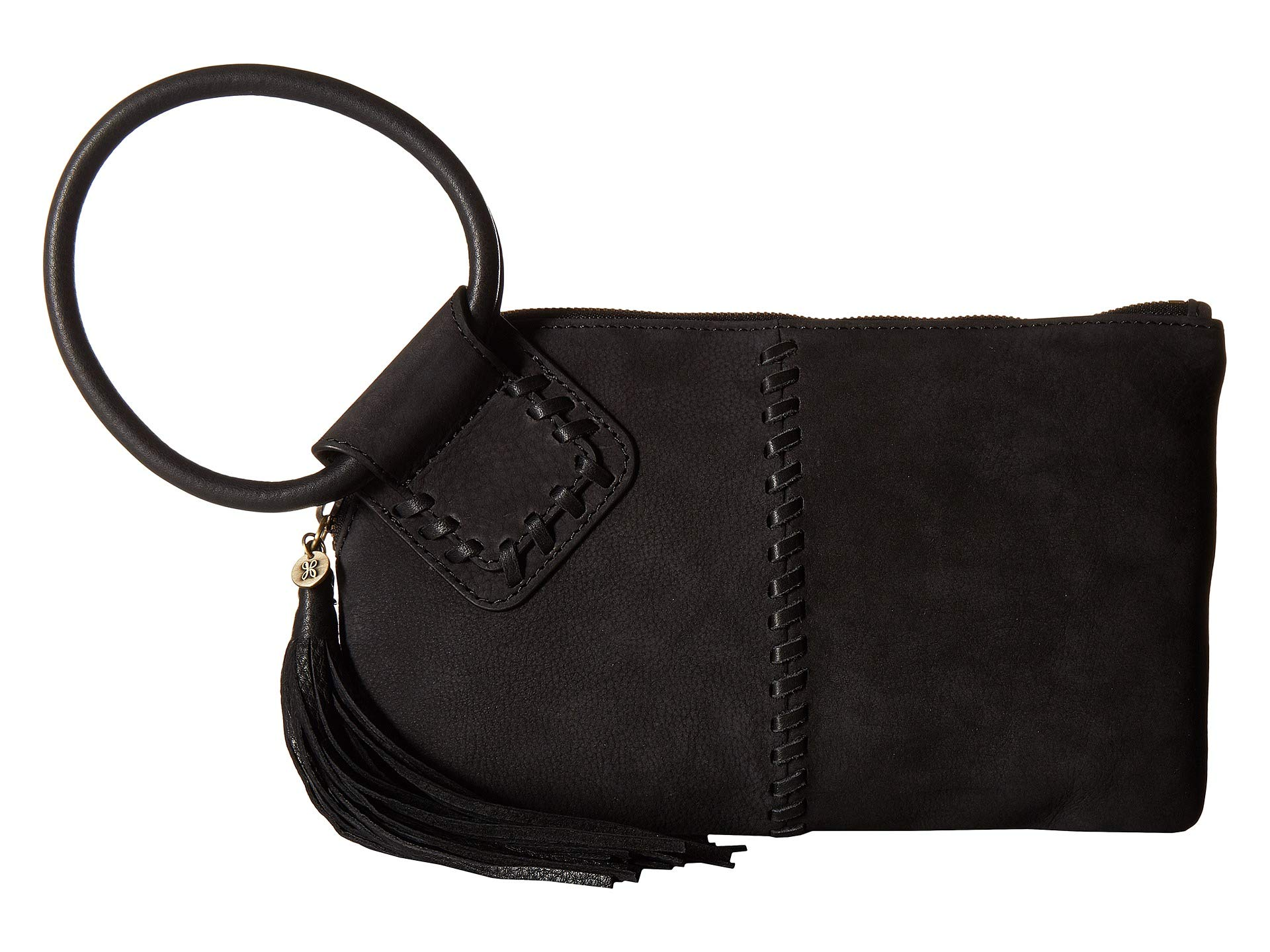 Hobo Women's Sable Black Suede One Size