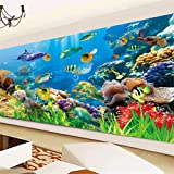 RAILONCH Large 5D Diamond Painting Kits, Wonderful Ocean World, Full Drill DIY Crystal Embroidery Cross Stitch Arts…