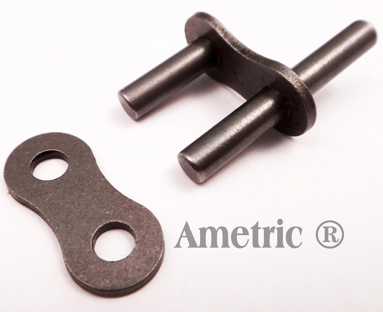 Ametric® 40-1 RCL-D1 Rivet Type Connector Single Strand