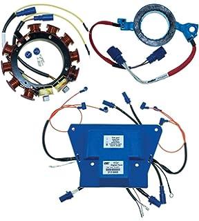 Amazon com: Johnson Evinrude Rectifier 3 Wire w/Ring