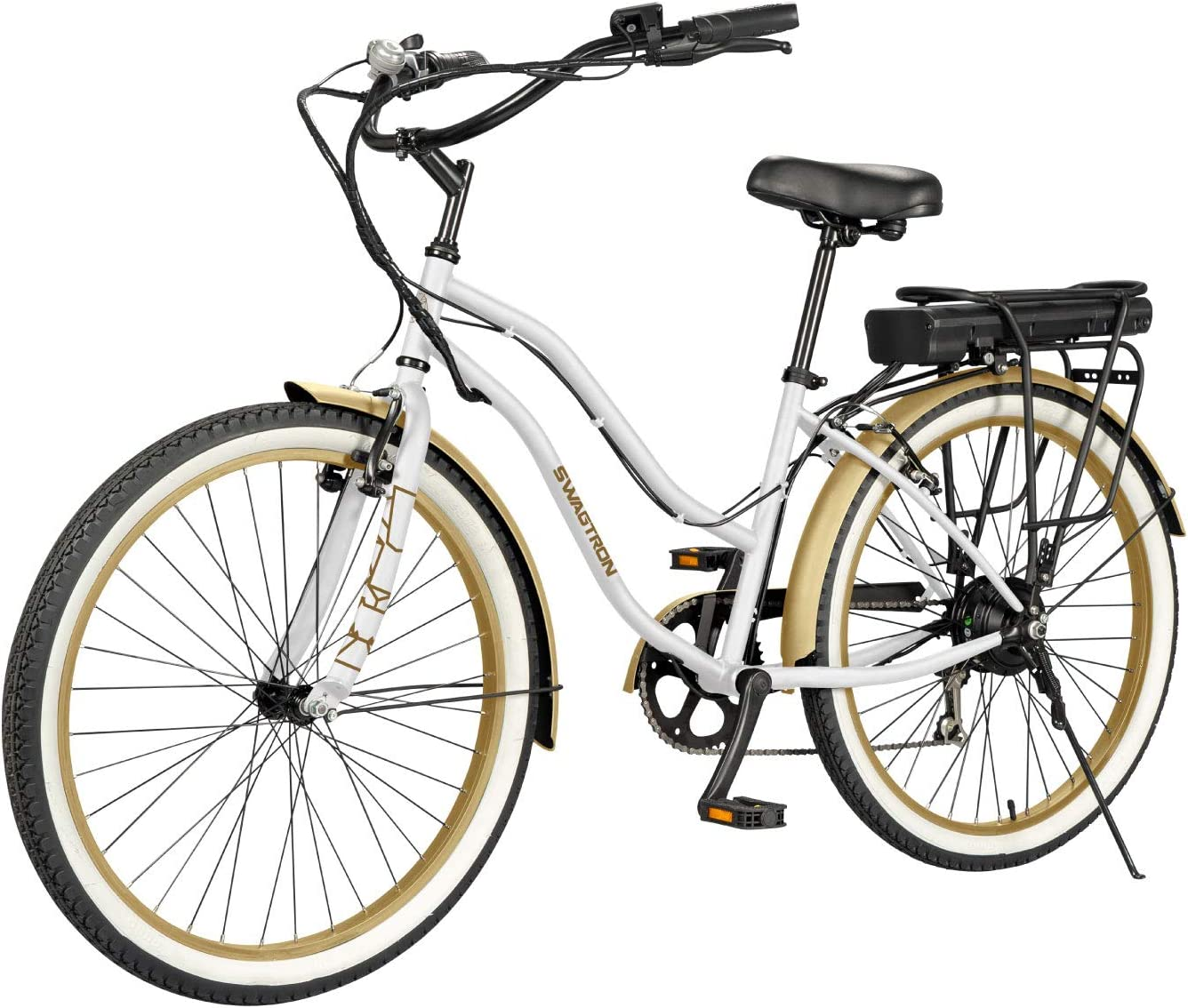 Swagtron EB10 electric bicycle