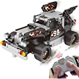 STEM Building Toys for Kids 8,9-14 Year Old - Remote Control Racer Kit, Popular Girls and Boys Engineering Toy for Creative P