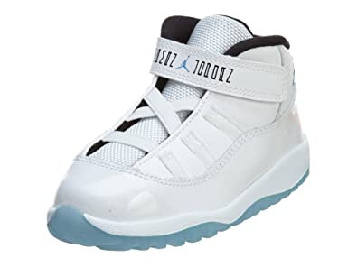 check out c2979 ca3c6 Amazon.com: Jordan Retro 11 Bt Toddlers Style : 378040 Size ...