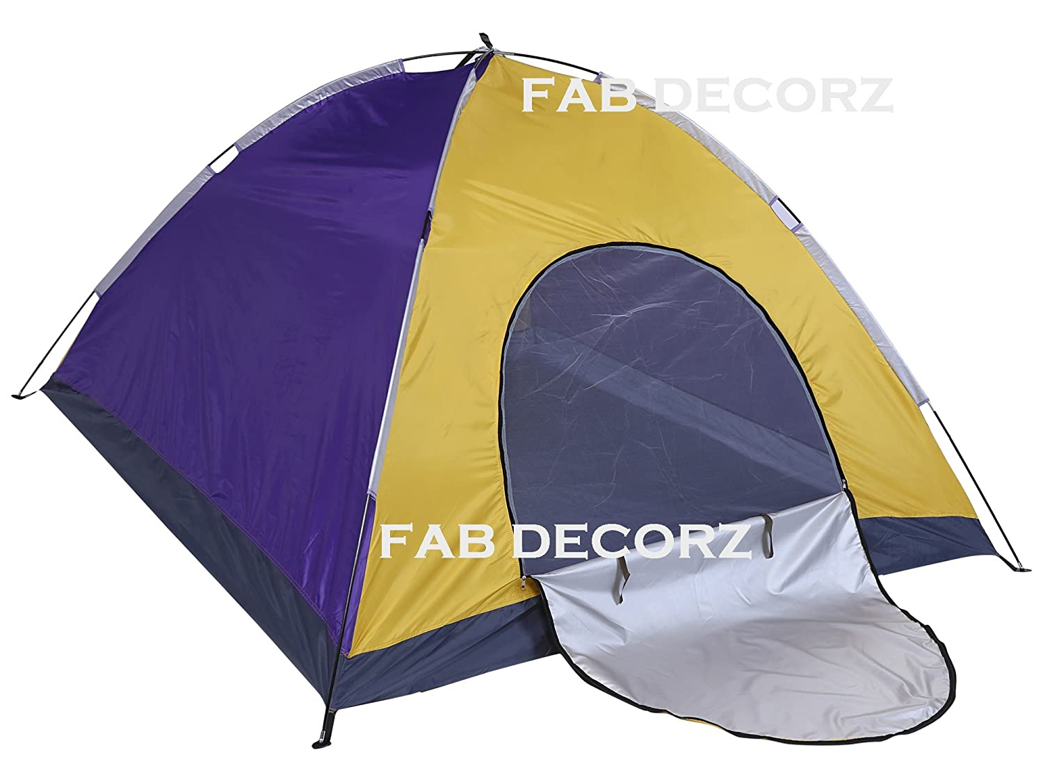 Uniquecartz 8 Person Tent for Outdoors C&ing u0026 Hiking Amazon.in Sports Fitness u0026 Outdoors  sc 1 st  Amazon.in & Uniquecartz 8 Person Tent for Outdoors Camping u0026 Hiking: Amazon.in ...